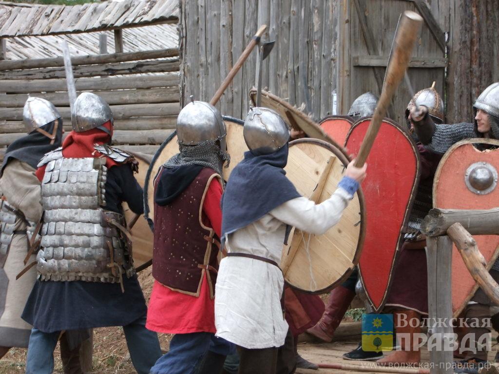 рыцари крепость МК